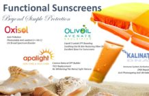 Functional Sunscreens